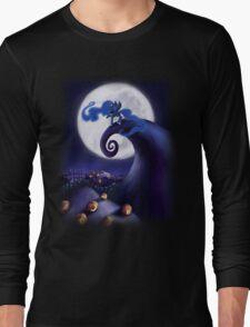 My Little Pony - MLP - Nightmare Before Christmas - Princess Luna's Lament Long Sleeve T-Shirt
