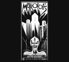 Metropolis by lollyjolie