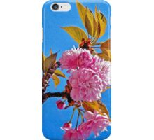 Spring is Pink: BECHA iPhone Case/Skin