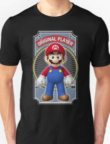 Mario Original Player T-Shirt