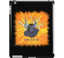 My Little Pony - MLP - Rainbow Dash - Shadowbolt - Like a Rainbow in the Dark iPad Case/Skin