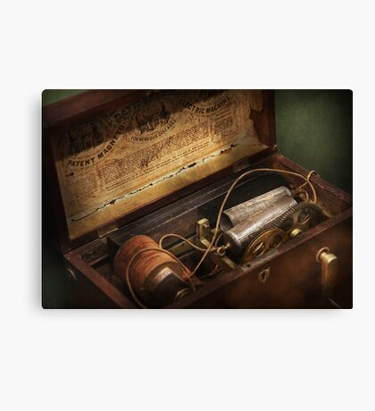Doctor - For Nervouse Diseases  Canvas Print