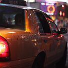 NYC Taxi by Th3rd World Order