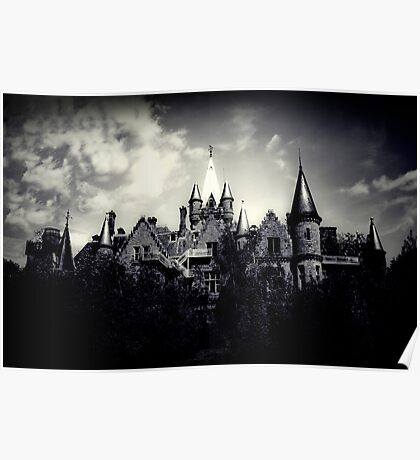 Fairy Tale ~ Chateau Noisy Poster