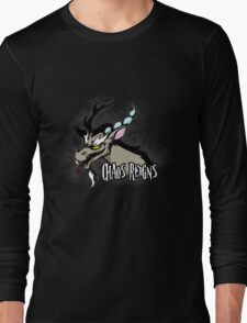 My Little Pony - MLP - Discord - Chaos Reigns Long Sleeve T-Shirt