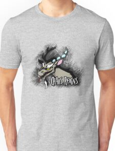 My Little Pony - MLP - Discord - Chaos Reigns Unisex T-Shirt