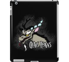 My Little Pony - MLP - Discord - Chaos Reigns iPad Case/Skin