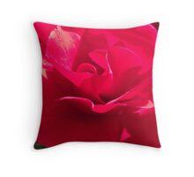 Rose of Rememberance Throw Pillow