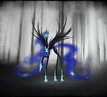My Little Pony - MLP - Nightmare Moon  by Kaiserin