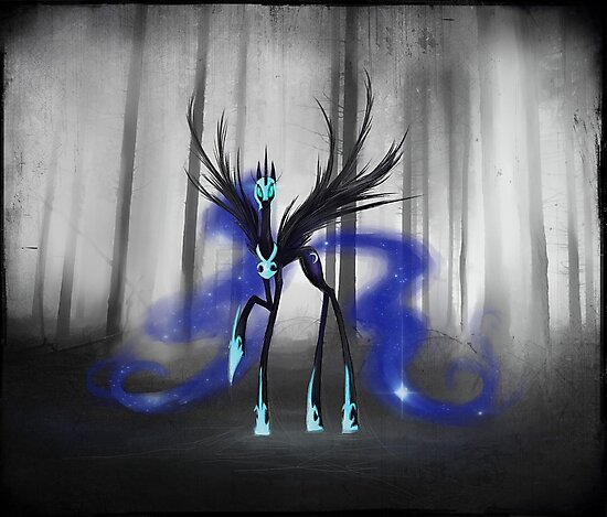My Little Pony - MLP - Nightmare Moon  by Kaiserin