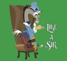 My Little Pony - MLP - Discord - Like a Sir Baby Tee