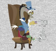 My Little Pony - MLP - Discord - Like a Sir Kids Clothes