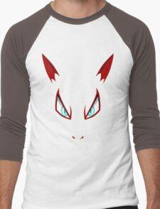Pokemon - Zoroark Face Men's Baseball ¾ T-Shirt