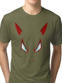 Pokemon - Zoroark Face Tri-blend T-Shirt