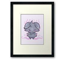 Pokemon - Espurr Framed Print