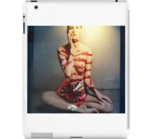 Red bows and bandages iPad Case/Skin