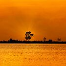 Sunset Over Lake Ontario by Jarede Schmetterer