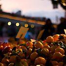 Oranges by David Preston