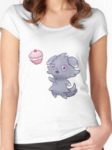 Pokemon - Espurr Poffin Women's Fitted Scoop T-Shirt