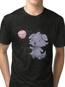 Pokemon - Espurr Poffin Tri-blend T-Shirt