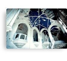 Boundless Blue ~ Chateau Noisy Canvas Print
