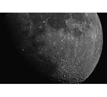Da Moon August 2011 Photographic Print