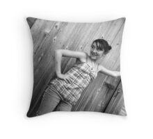 Kimberly Throw Pillow