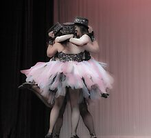 Dance Huddle by Denice Breaux