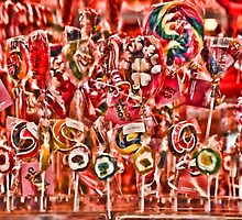 HDR Candy by Ulla Jensen