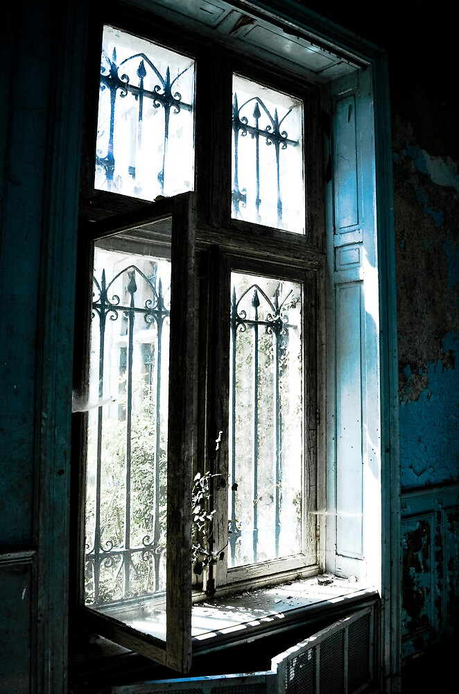 Shuttered ~ Chateau Noisy by Josephine Pugh
