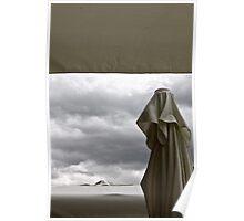 Desert talking to Lawrence of Arabia  Poster