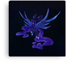 My Little Pony - MLP - Princess Luna Breezie Canvas Print