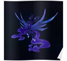 My Little Pony - MLP - Princess Luna Breezie Poster