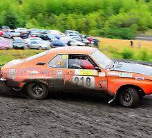 Opel TE2800 by Willie Jackson