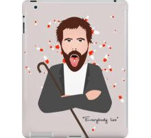 Dr. House Medical Division -  Gregory House iPad Case/Skin
