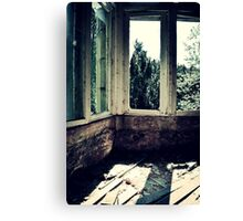 The Wild Woods ~ Chateau Noisy Canvas Print