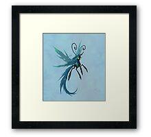 My Little Pony - MLP - Queen Chrysalis Breezie Framed Print