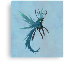 My Little Pony - MLP - Queen Chrysalis Breezie Canvas Print