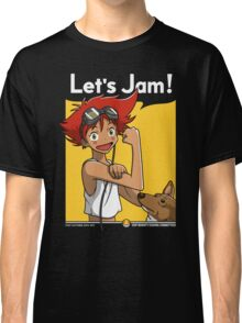Jamming with Edward Classic T-Shirt