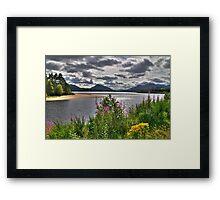 Loch Laggan Framed Print
