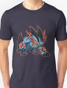 Pokemon - Mega Swampert Unisex T-Shirt