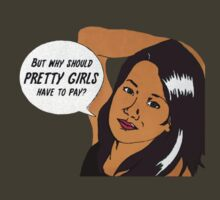 Pretty Girls by Tuda Sarian