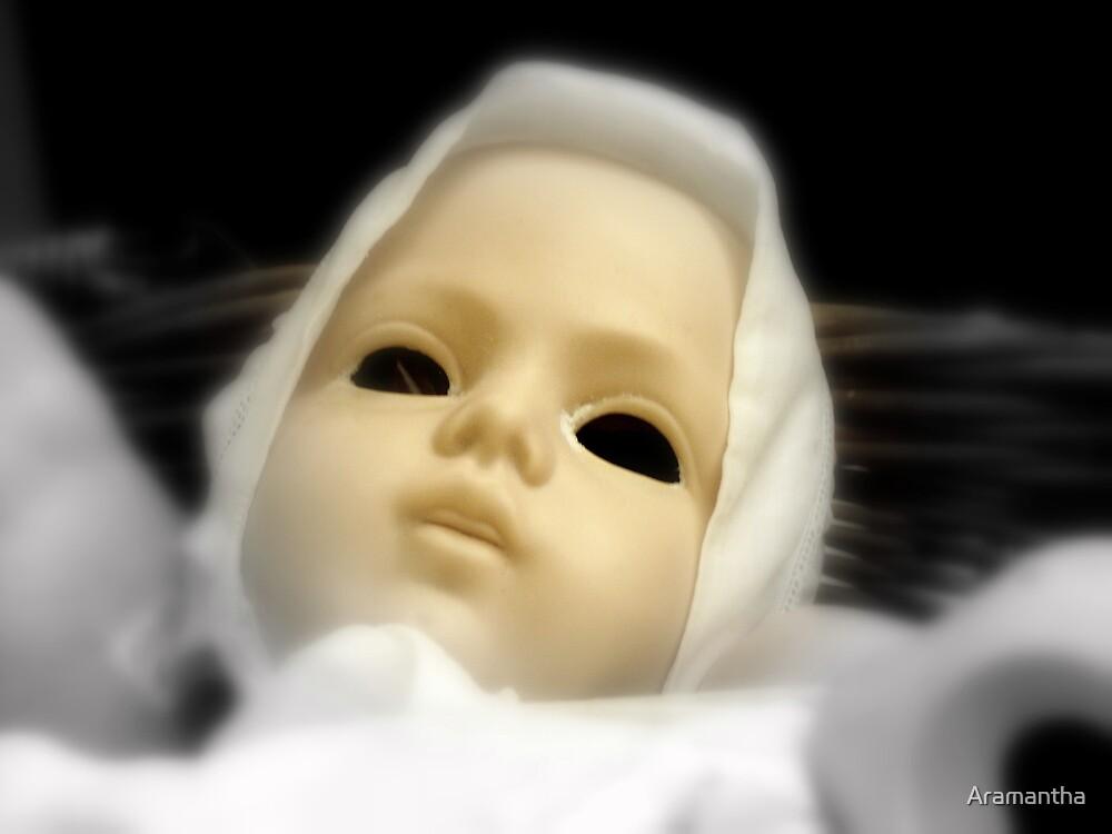 Doll Head by Aramantha