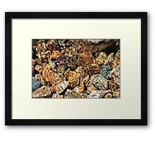 Ripples II Framed Print
