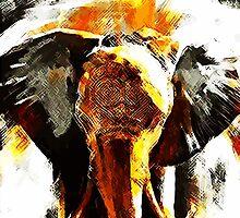 Elephant ART by maioriz