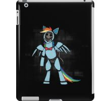 My Little Pony - MLP - FNAF - Rainbow Dash Animatronic iPad Case/Skin