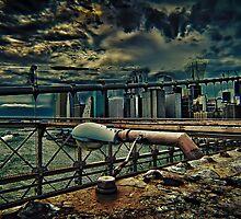 Gotham  by DmitriyM