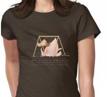 Me & the kraken - Swing Womens Fitted T-Shirt