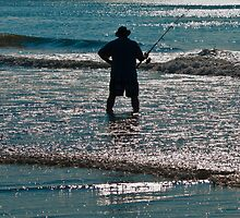 SURF FISHERMEN  by RGHunt