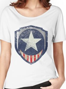 Captain Liberty Women's Relaxed Fit T-Shirt